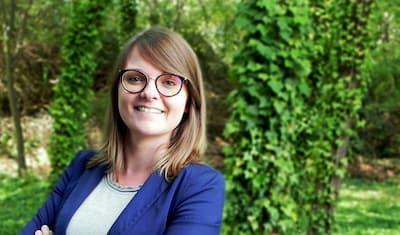 Avocate Sarah Gazon