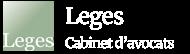 Cabinet d'avocats Leges